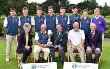 Fred Daly National Finals August 2016