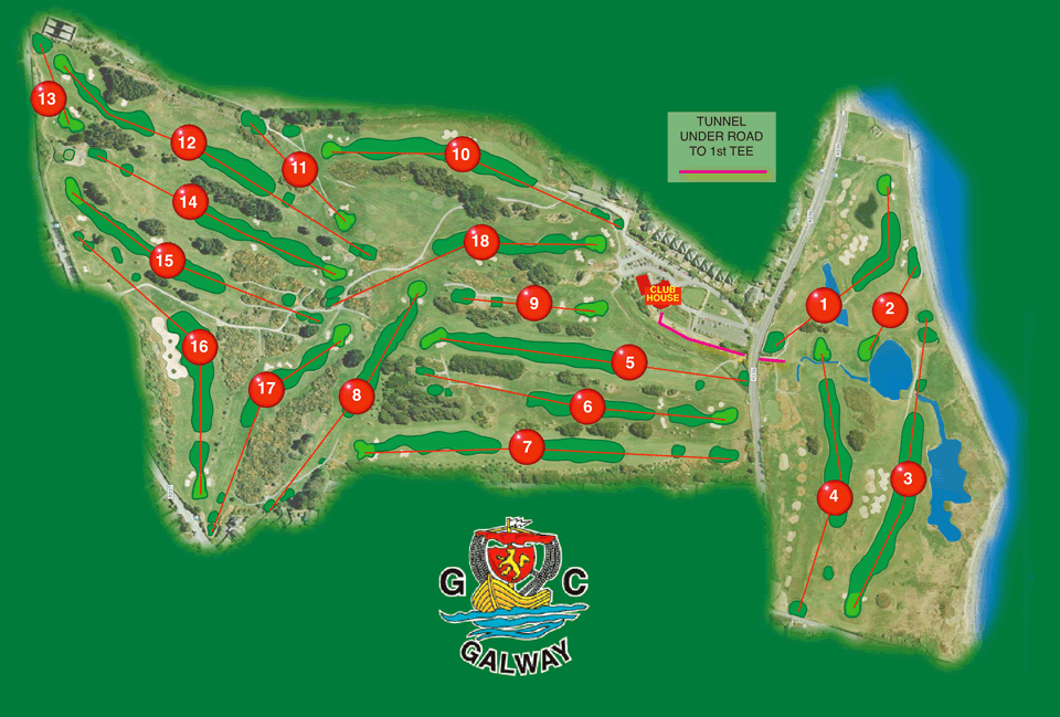 Galway Golf Course Guide